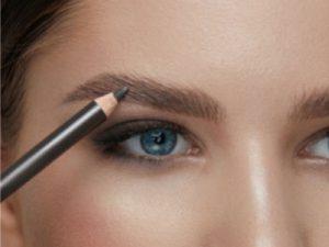眉毛を濃くする方法