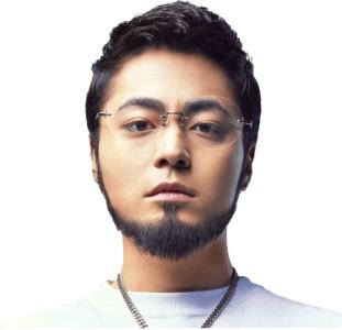 山田孝之さん おしゃれ髭