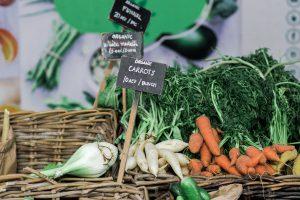 野菜の摂取で食生活を改善