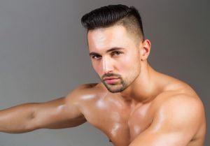 脂性肌用メンズ洗顔料