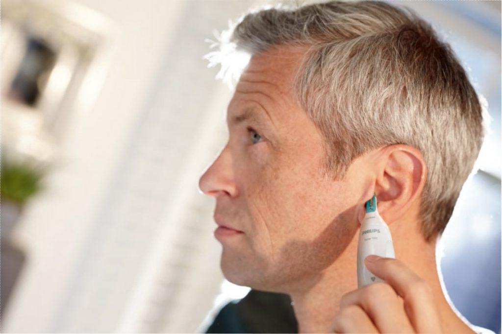 耳毛カッターの使い方