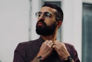 髭のデザインならニードル脱毛