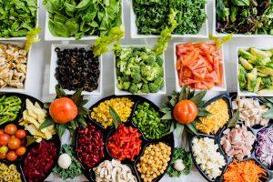 食生活の見直しをしよう
