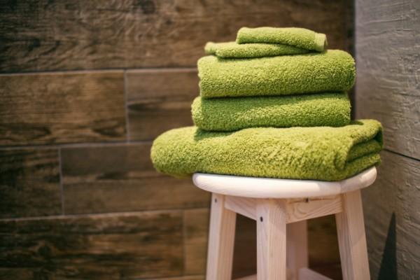 同じタオルを使い回すのは衛生的に良くない。
