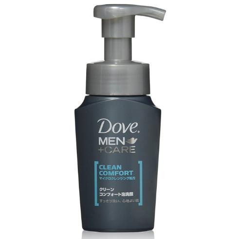 DOVE MEN+CARE グリーンコンフォート泡洗顔