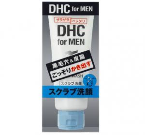 DHC for MEN スクラブ洗顔