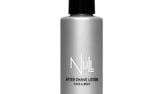 髭が薄くなる?NULLアフターシェーブローションの評価と口コミ