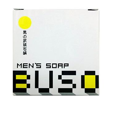 男性用美容石鹸のBUSO(武装)