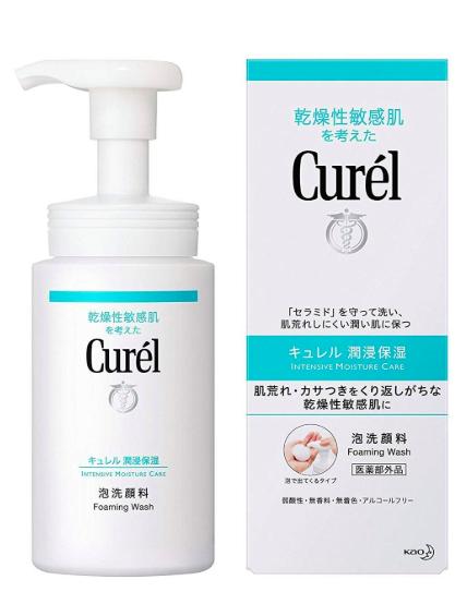 乾燥性敏感肌を考えたキュレル(医薬部外品)