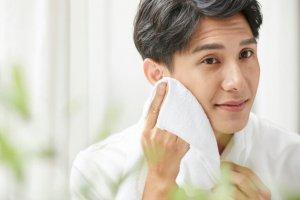 洗顔のやり方を見直す