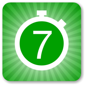 7分間エクササイズ-7 Minute Workout