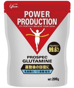 グリコ パワープロダクション アミノ酸プロスペック グルタミン