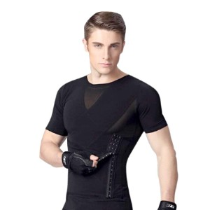 バルクアップアーマープロ 加圧シャツで着痩せしたい人
