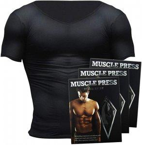 MONOVO MUSCLE PRESS TANK TOP
