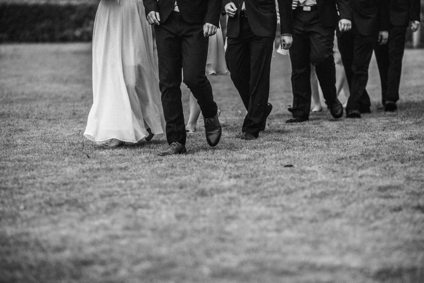 結婚式のベルトはルール有り