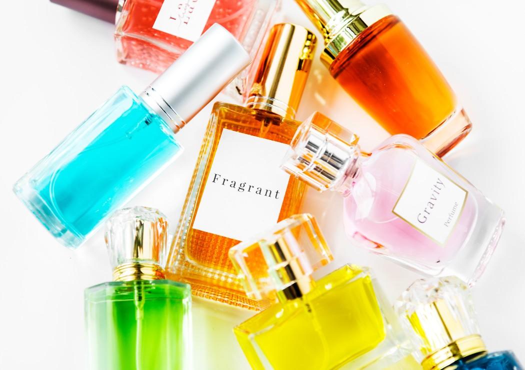 通常の香水のメリット
