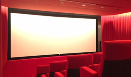 貸切映画館