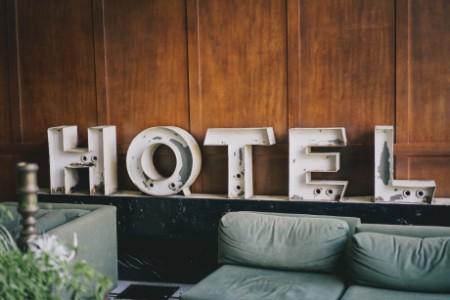 サプライズでホテルをプレゼント