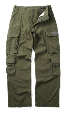 ALPHA INDUSTRIES 9POCKET CARGO