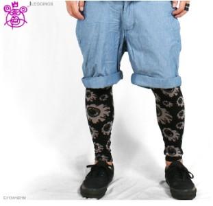 MISHKA レギンス キープウォッチ ファッション メンズ
