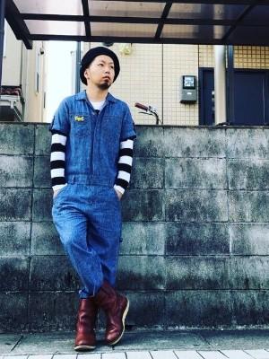 30代 ロンTおすすめコーディネート③