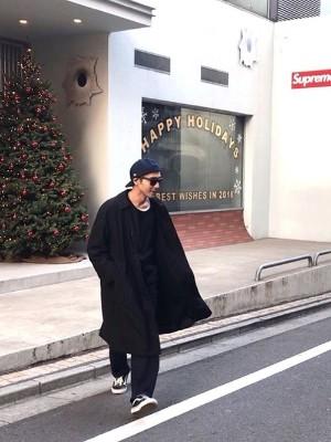 30代 ロンTおすすめコーディネート④