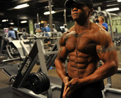 筋肉を増強したい