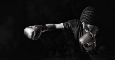 シャドウボクシング