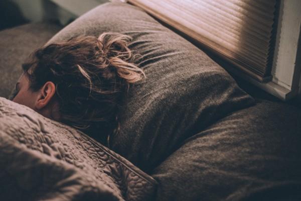 眠る時も気を抜かないメンズが急増中