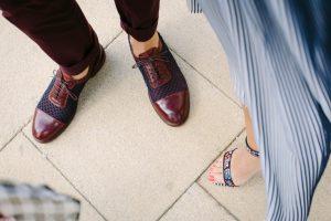 男の身だしなみは「靴」が命