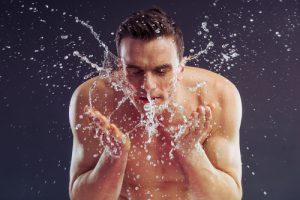 洗顔料は肌の汚れを落とす