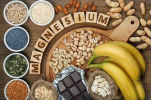 体を動かすのに必要なマグネシウム
