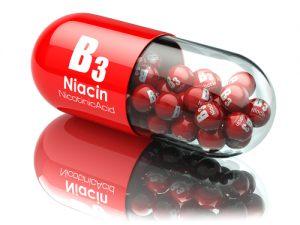 エネルギーを生み出すニコチン酸(ナイアシン)
