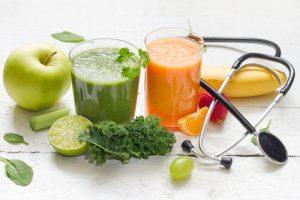 健康的な食事を心がけよう