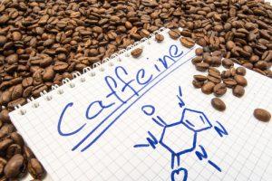 コーヒーといえばカフェイン