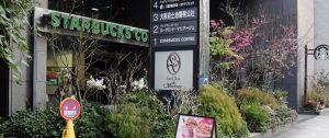 スターバックスコーヒー 谷町筋NSビル店