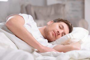 質の良い睡眠を心がける