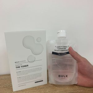 BULK HOMME THE TONER(バルクオム)