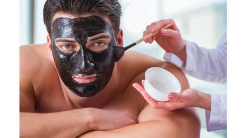 男性のいちご鼻に特化したクレイ洗顔