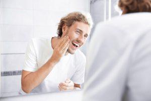 洗顔・クレンジングはやさしく・短時間で行う