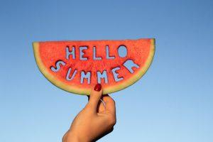 一番焼きやすいのは夏