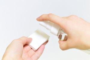 コットン 化粧水