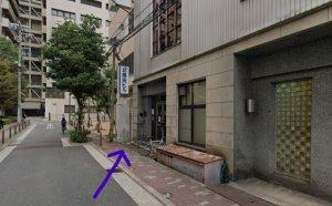 メンズクリア 大阪梅田店の外観