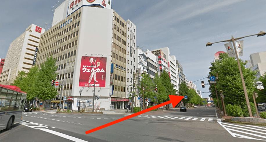JR「新潟駅」から最短ルートで行く方法