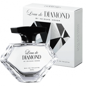 L'eau de DIAMOND オードトワレ