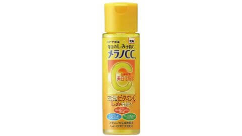 ⑤メラノCC 薬用しみ・そばかす対策化粧水