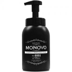 MONOVO デオドラントボディ&フェイスウォッシュ