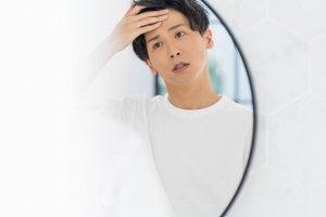 なぜ男性に混合肌が多いの?