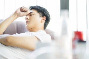 睡眠不足 男性